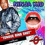 Ninja Kid Tongue Ring Shot