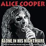 Alice Cooper Alone In His Nightmare (Live)