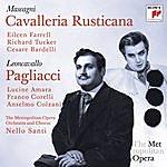 Nello Santi Leoncavallo: Pagliacci / Mascagni: Cavalleria Rusticana (Metropolitan Opera)