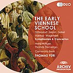 Camerata Bern The Early Viennese School - Dittersdorf / Monn / Salieri / Vanhal / Wagenseil: Symphonies And Concertos
