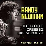 Randy Newman The People Dressed Like Monkeys (Live)