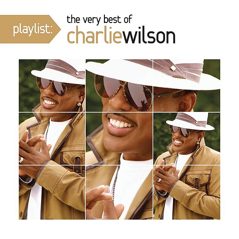 Cover Art: Playlist: The Very Best Of Charlie Wilson
