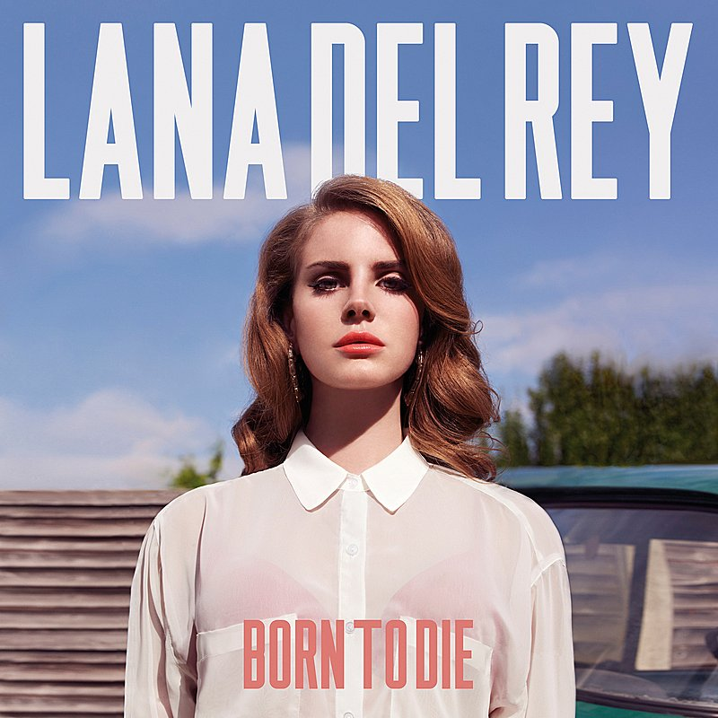 Cover Art: Born To Die (Bonus Track Version)