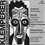 Otto Klemperer Klemperer Concertgebouworkest (1951, 1955)
