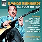 Jean Sablon Reinhardt, Django: With Vocals (1933-1941)