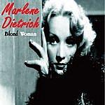 Marlene Dietrich Blonde Woman