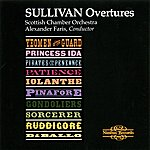 Alexander Faris Sullivan: Overtures