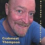 Crabmeat Thompson Birthday Trampoline