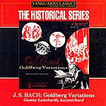 Gustav Leonhardt Bach: The Goldberg Variations, Bwv988