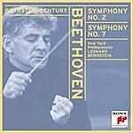 Leonard Bernstein Beethoven: Symphony Nos. 2 & 7