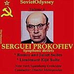 New York Philharmonic Prokofiev: Symphonic Ballets (Vol. 6)