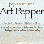 Art Pepper Pepper Returns