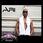ARI Time To Party - Single