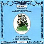 "Alfred Scholz Mozart: Symphony No. 35 In D Major - Haffner & ""Salzburg Symphony No. 1"""