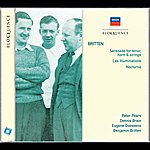 Sir Peter Pears Britten: Serenade For Tenor, Horn & Strings; Les Illuminations; Nocturne