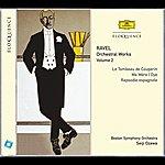 Boston Symphony Orchestra Ravel: Orchestral Works Vol.2