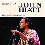 John Hiatt Paper Thin (Live)