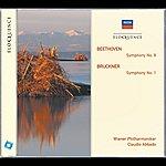 Wiener Philharmoniker Beethoven: Symphony No.8 / Bruckner: Symphony No.1