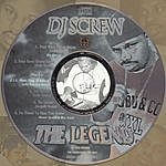"DJ Screw Singles From The Album ""The Legend"""