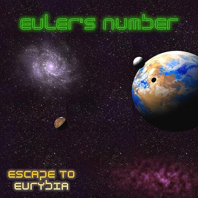 Cover Art: Escape To Eurybia