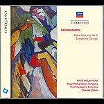 Alicia De Larrocha Rachmaninov: Piano Concerto No.2; Symphonic Dances