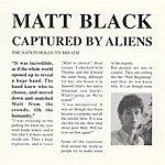 Matt Black Th Hook