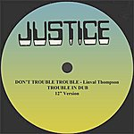 "Linval Thompson Don't Trouble Trouble And Dub 12"" Version"