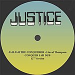 "Linval Thompson Jah Jah The Conqueror And Dub 12"" Version"
