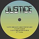 "Cornell Campbell Natty Dread In A Greenwich Farm And Dub 12"" Version"