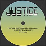 "Linval Thompson Wicked Babylon And Dub 12"" Version"