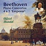 """Alfred Brendel Beethoven: Piano Concertos No. 4 & No. 5 (""""Emperor"""")"""