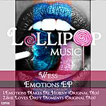 Wess Emotions Ep