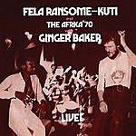 Fela Kuti Live With Ginger Baker