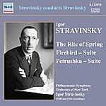 Igor Stravinsky Stravinsky Conducts Stravinsky