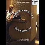 Jack Warner Incredible Guitars II-Dreams Come True-Solosonic-5.1 DVD-Audio
