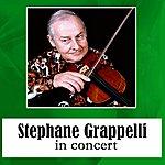 Stéphane Grappelli Stéphane Grappelli In Concert