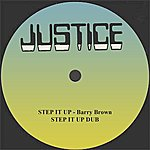 """Barry Brown Step It Up And Dub 12"""" Version"""