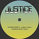"""Johnny Clarke Simmer Down And Dub 12"""" Version"""