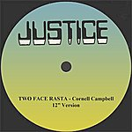 "Cornell Campbell Two Face Rasta 12"" Version"