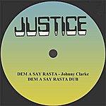 """Johnny Clarke Dem A Say Rasta And Dub 12"""" Version"""