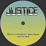"""Barry Brown Trying Youthman And Dub 12"""" Version"""