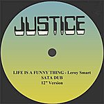 """Leroy Smart Life Is A Funny Thing And Dub 12"""" Version"""