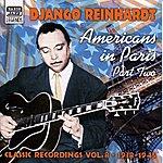Benny Carter Reinhardt, Django: Americans In Paris (1938-1945)