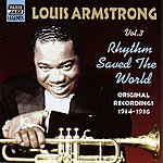 Louis Armstrong Armstrong, Louis: Rhythm Saved The World (1934-1936)