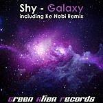 Shy Galaxy