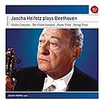 Jascha Heifetz Jascha Heifetz Plays Beethoven (Sonatas & Concerto)