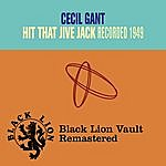 Cecil Gant Hit That Jive Jack