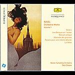 Boston Symphony Orchestra Ravel: Orchestral Works Vol.1