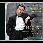 Andrea Bacchetti Mozart: Piano Concertos Nos. 11-13