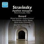 Ernest Ansermet Stravinsky: Apollon Musagete / Renard (Ansermet) (1955)